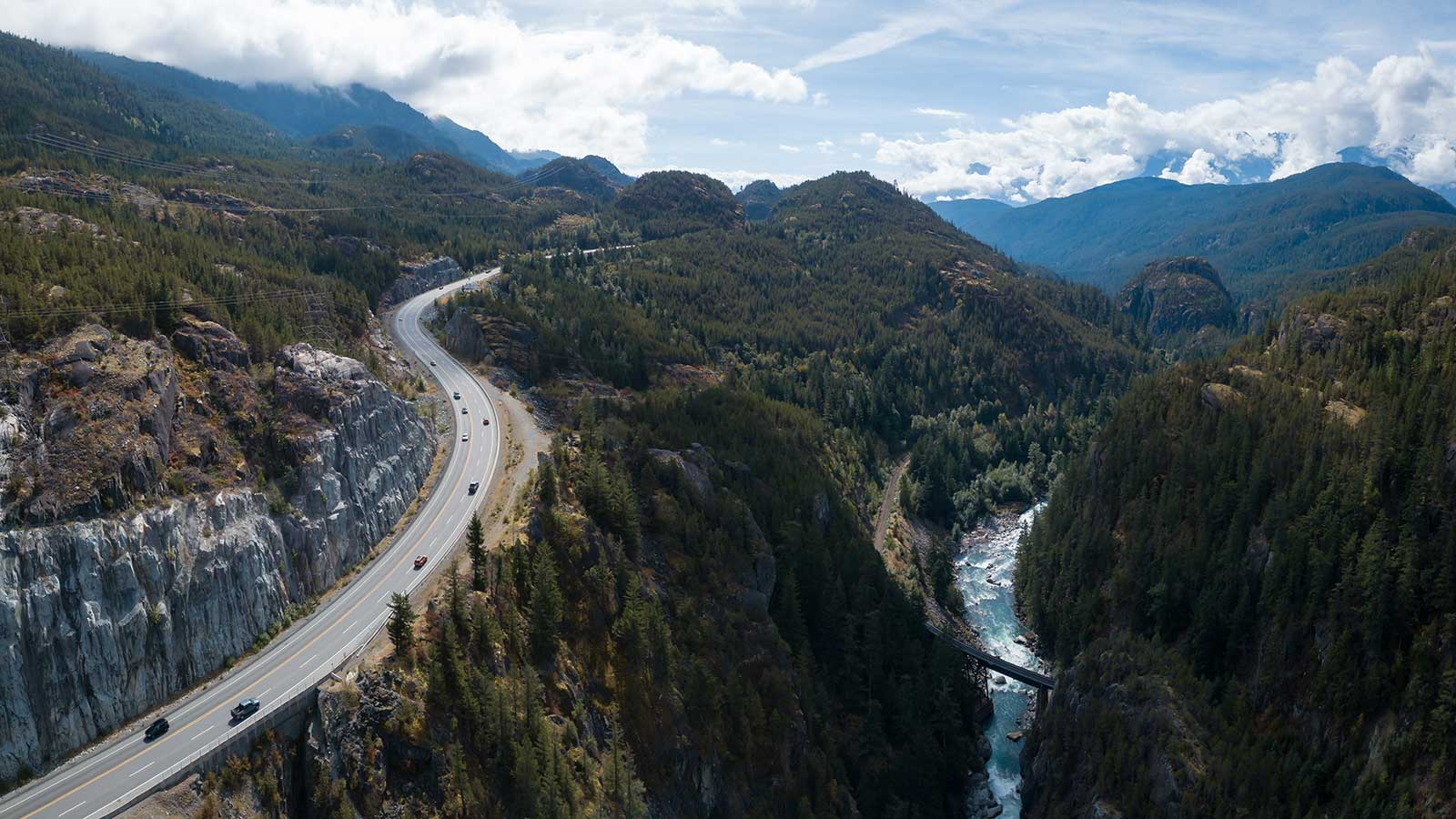 Squamish Real Estate - Take The Scenic Route